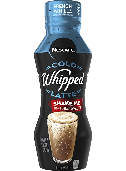 Nescafe Whipped Latte